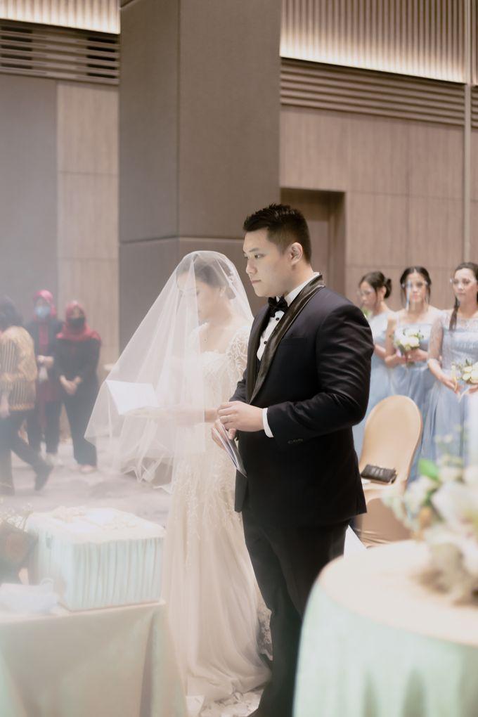 Mikhaelsa & Anthony by Concetta Wedding Organizer - 003
