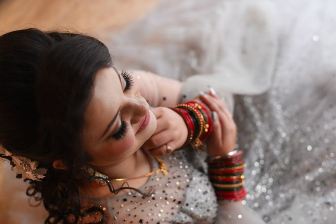 Beautiful Brides by The shivam Photography - 032