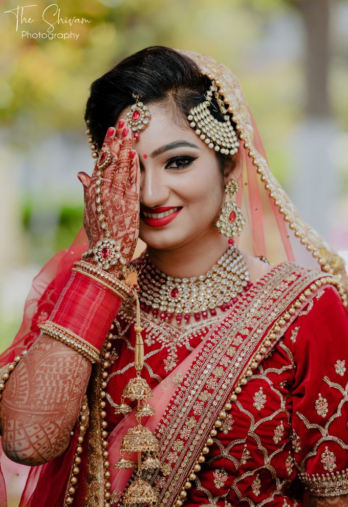 Beautiful Brides by The shivam Photography - 006