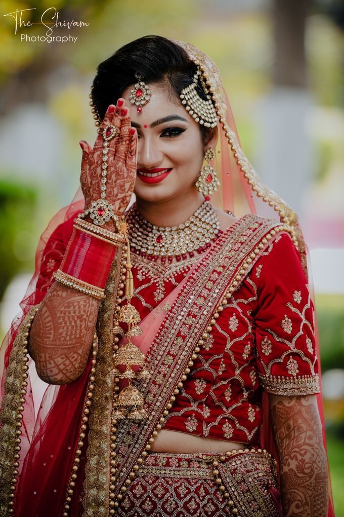 Beautiful Brides by The shivam Photography - 011