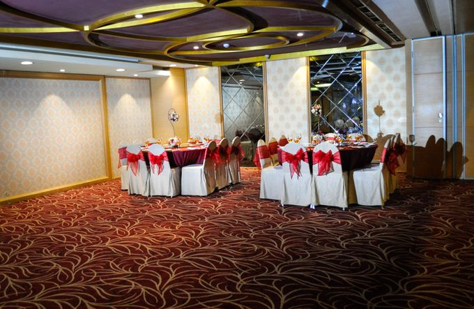 Standing Party Wedding at Angke Restaurant by Angke Restaurant & Ballroom Jakarta - 009