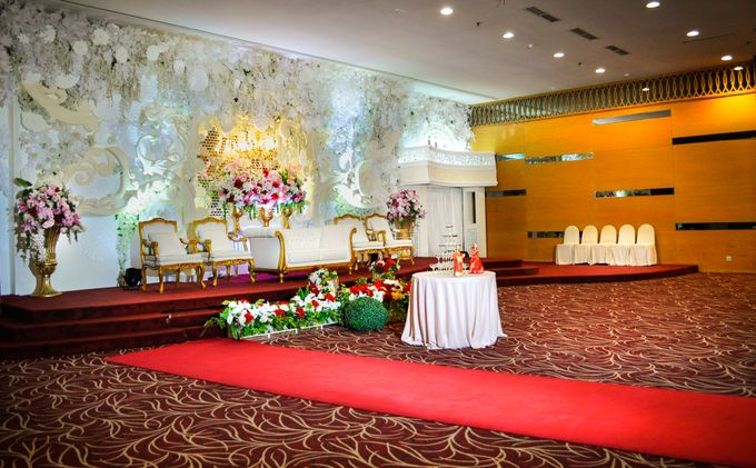 Standing Party Wedding at Angke Restaurant by Angke Restaurant & Ballroom Jakarta - 005