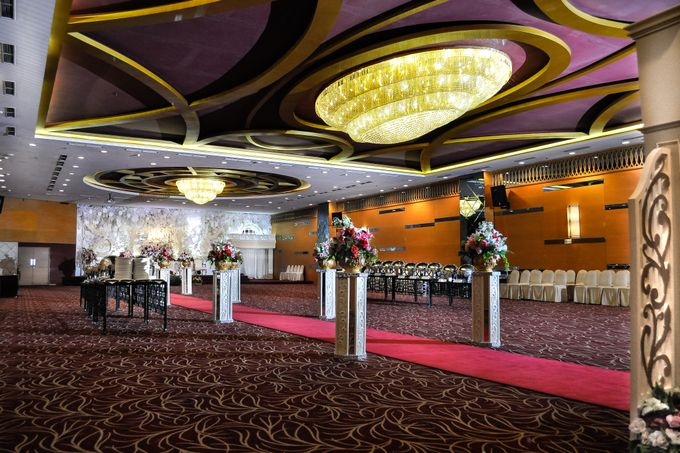 Standing Party Wedding at Angke Restaurant by Angke Restaurant & Ballroom Jakarta - 002