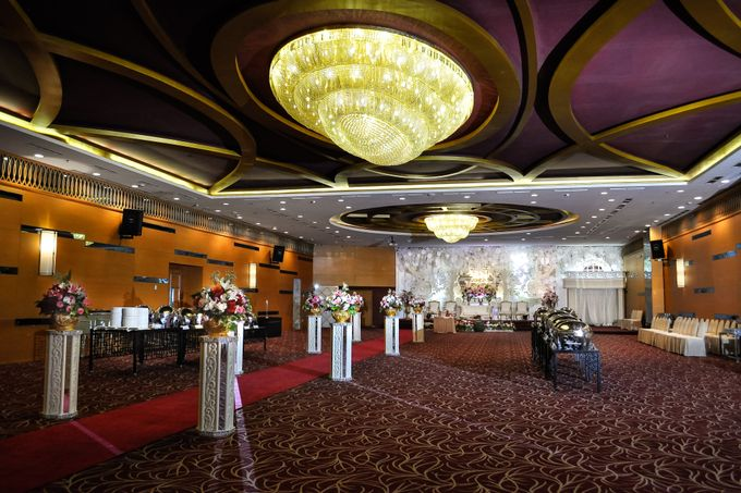 Standing Party Wedding at Angke Restaurant by Angke Restaurant & Ballroom Jakarta - 004