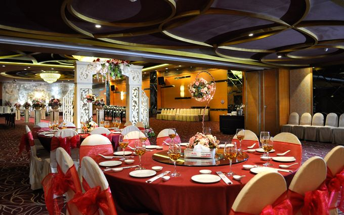 Standing Party Wedding at Angke Restaurant by Angke Restaurant & Ballroom Jakarta - 008