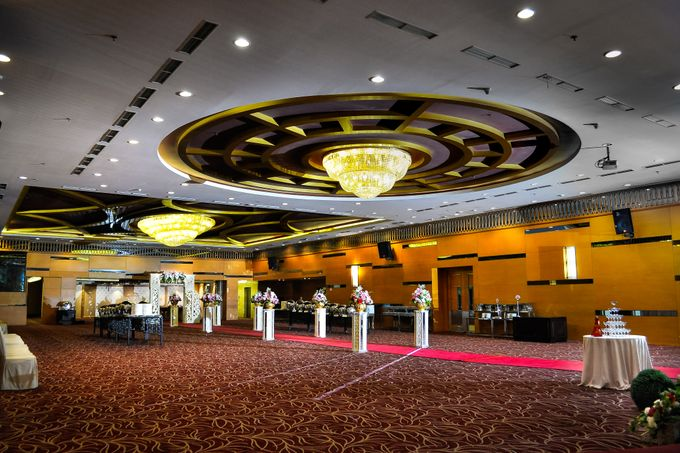 Standing Party Wedding at Angke Restaurant by Angke Restaurant & Ballroom Jakarta - 007