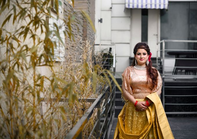 Beautiful Brides by The shivam Photography - 025