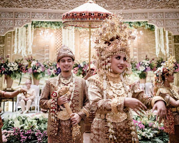 Wedding Rendra & Indri Granada Ballroom Menara 165 by Medina Catering - 002