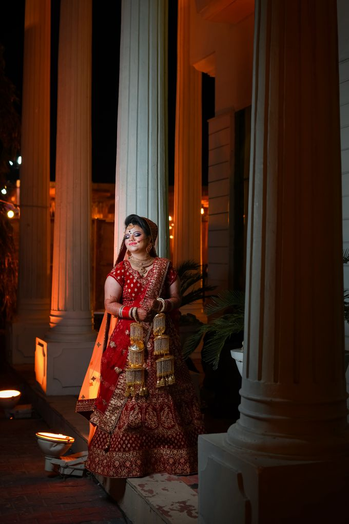 Beautiful Brides by The shivam Photography - 004