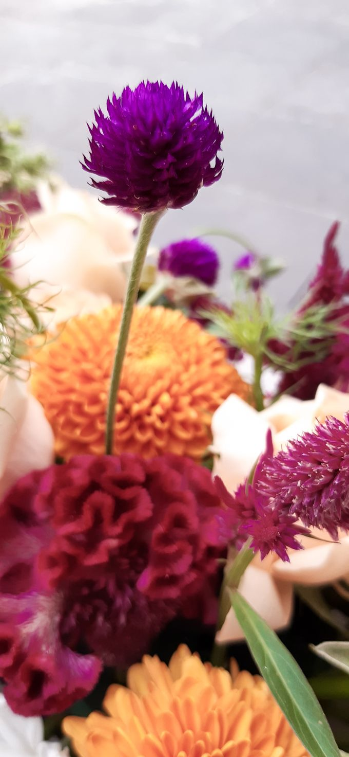 Vase Arrangement by Tiffany's Flower Room - 014