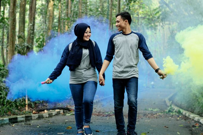 Prewedding & Wedding by Gerbang Pictures - 002