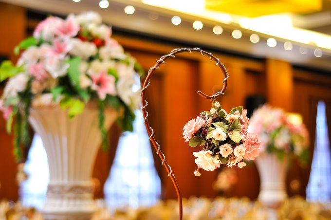 Table Party Wedding at Angke Restaurant by Angke Restaurant & Ballroom Jakarta - 010