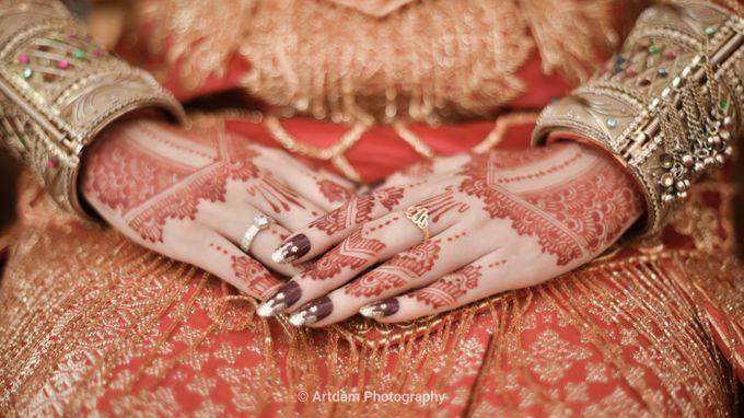 wedding reseption by Artdam Photography - 020