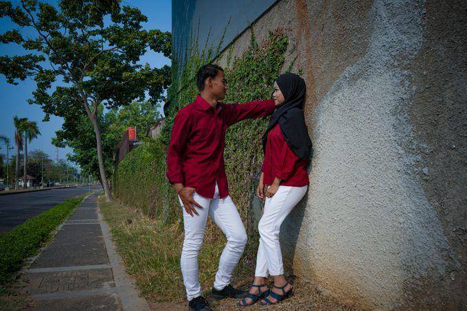 Prewedding LAELA & WAWAN by Legawa.Photoartwork - 004