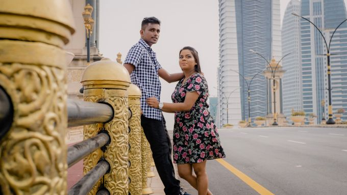Pre Wedding Photoshoot of Vicky & Usha by Vicknesh Photography - 008