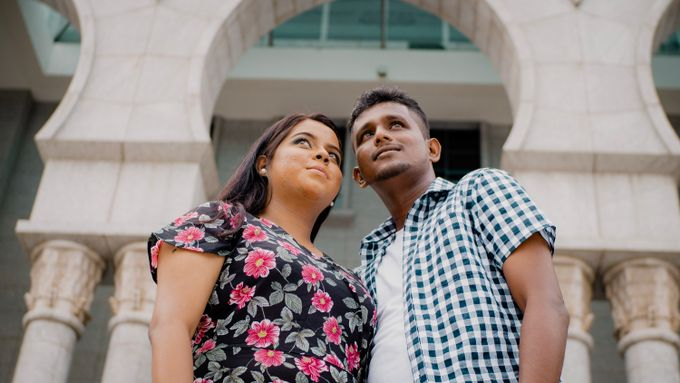 Pre Wedding Photoshoot of Vicky & Usha by Vicknesh Photography - 004