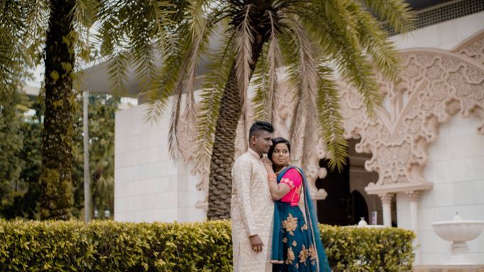 Pre Wedding Photoshoot of Vicky & Usha by Vicknesh Photography - 001