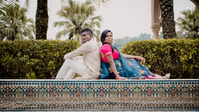 Pre Wedding Photoshoot of Vicky & Usha by Vicknesh Photography - 014