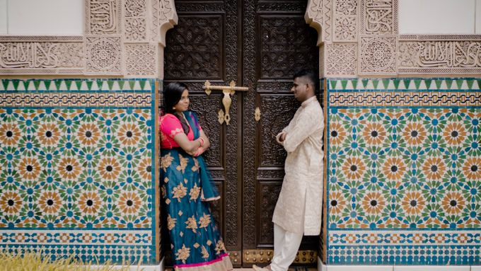 Pre Wedding Photoshoot of Vicky & Usha by Vicknesh Photography - 015