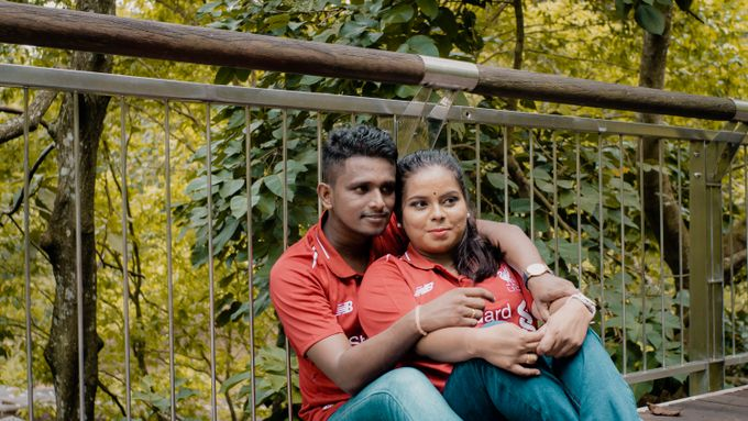 Pre Wedding Photoshoot of Vicky & Usha by Vicknesh Photography - 007