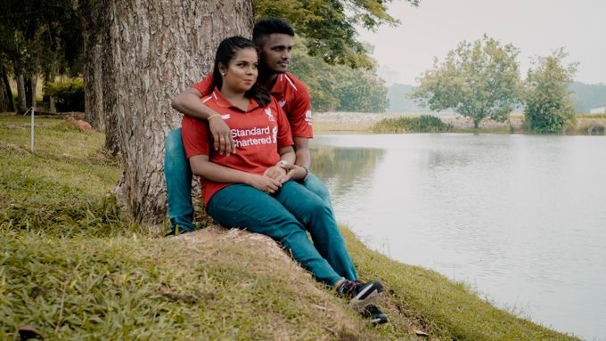 Pre Wedding Photoshoot of Vicky & Usha by Vicknesh Photography - 016