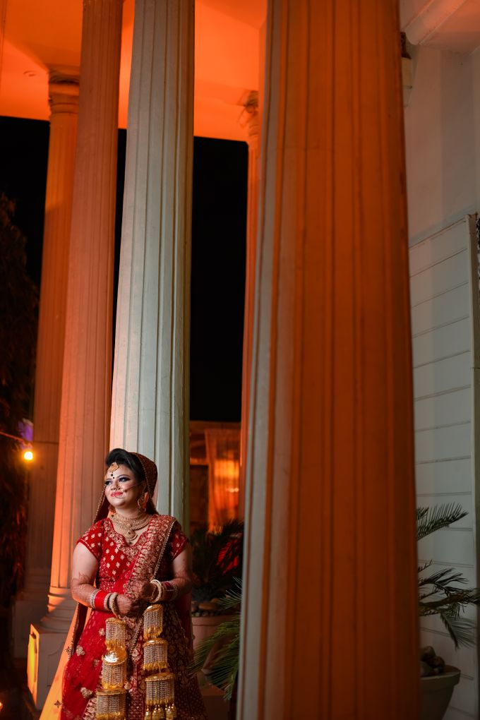 Beautiful Brides by The shivam Photography - 012