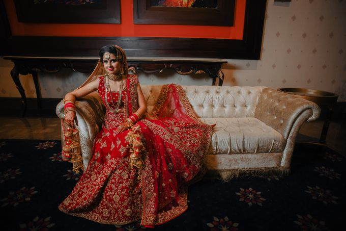 Beautiful Brides by The shivam Photography - 013