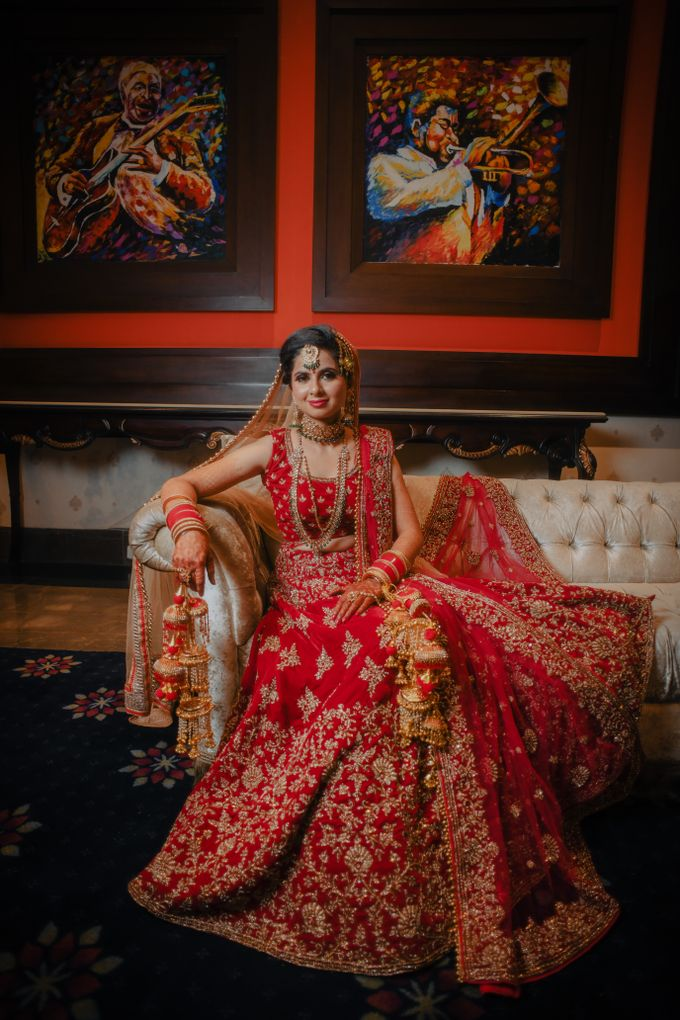 Beautiful Brides by The shivam Photography - 016