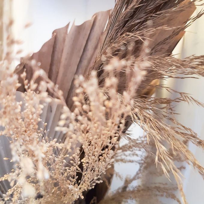 Dried Flower Bouquet by Tiffany's Flower Room - 001