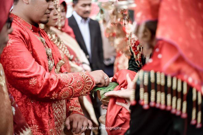 wedding reseption by Artdam Photography - 001