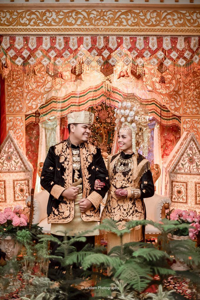 wedding reseption by Artdam Photography - 002