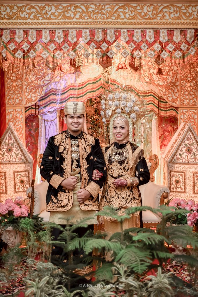 wedding reseption by Artdam Photography - 012