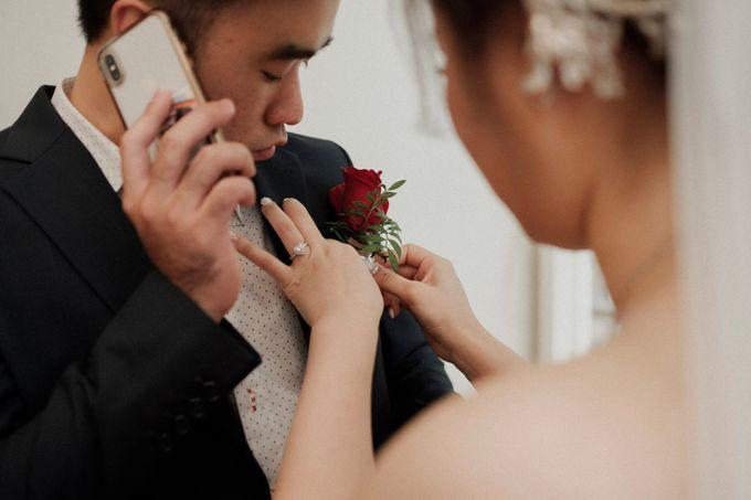Justin & Ning Joe Wedding by Digio Bridal - 016