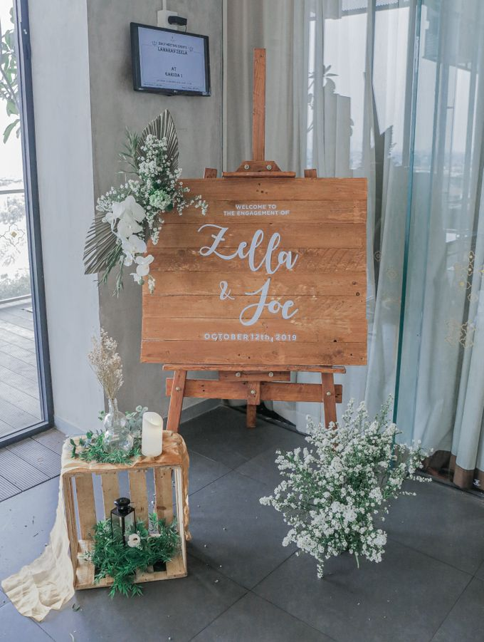 Engagement of Zella & Joe by AVIARY Bintaro - 004