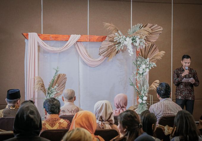 Engagement of Zella & Joe by AVIARY Bintaro - 003