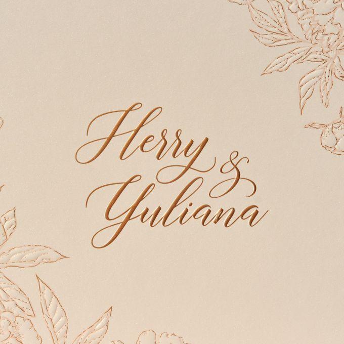 Herry & Yuliana by Meltiq Invitation - 004