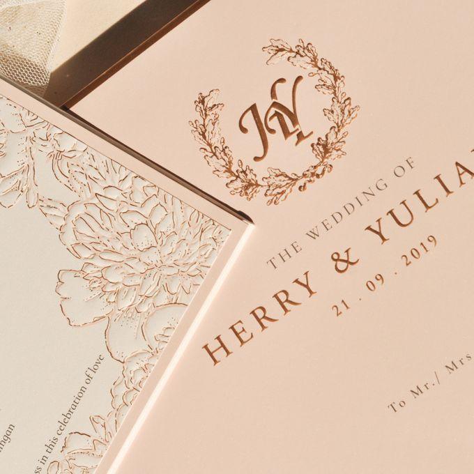 Herry & Yuliana by Meltiq Invitation - 003