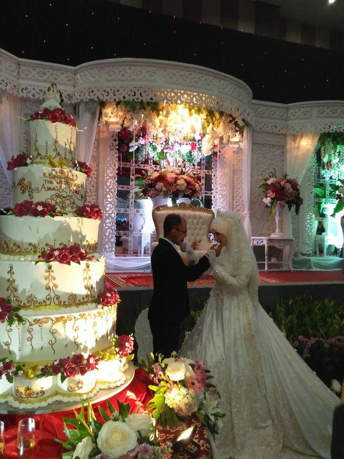 The Wedding Of Amal & Romzi by Uci Bakery - 002