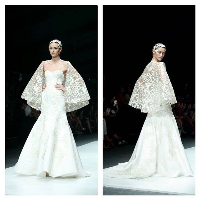 Premium Wedding Gown Design by Tracy Bridal House - 006