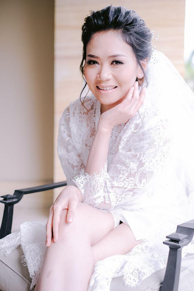 Hotel Mulia Bali Wedding Lala Reza by Rosemerry Pictures - 001