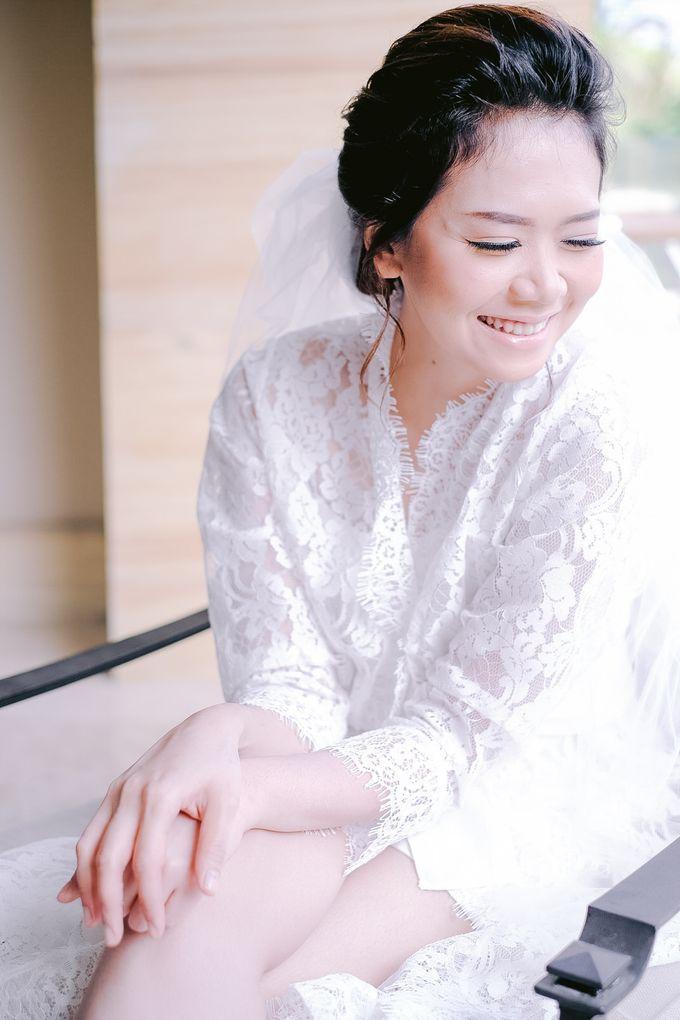 Hotel Mulia Bali Wedding Lala Reza by Rosemerry Pictures - 002