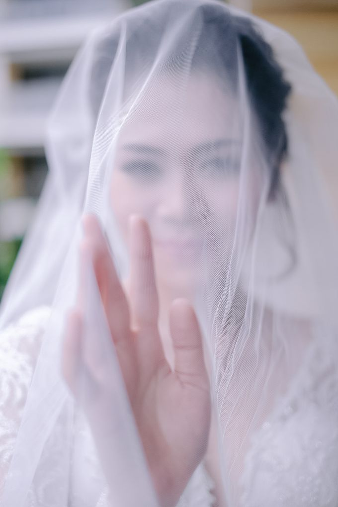 Hotel Mulia Bali Wedding Lala Reza by Rosemerry Pictures - 006