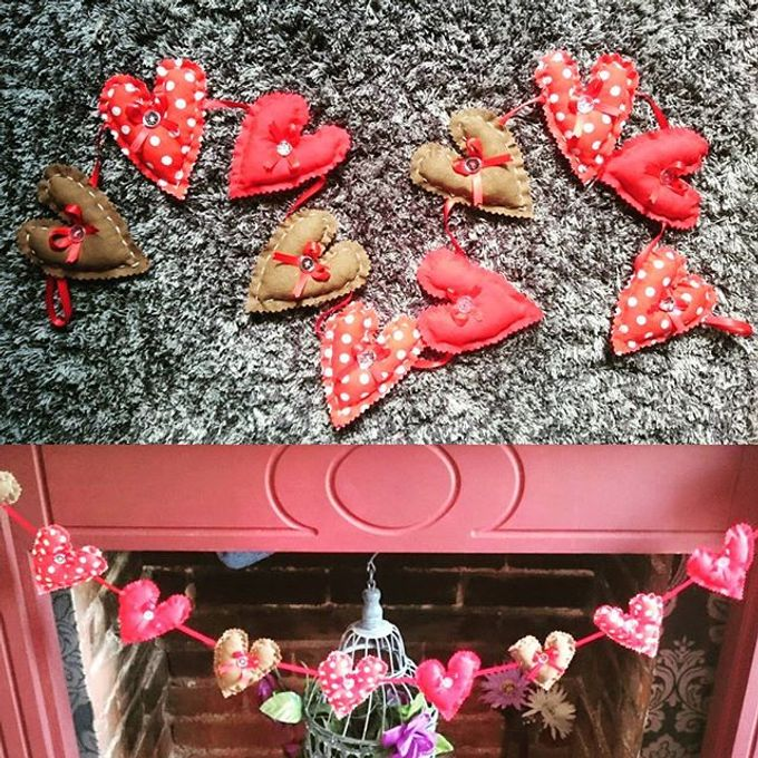 Decoration by Pinky's Handmade - 021