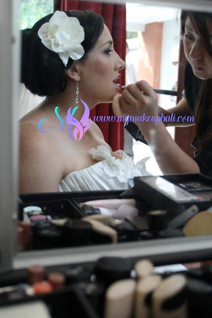 Nicole Wedding by Yenny Makeup Artist - 005