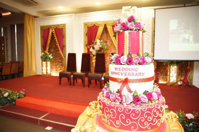 50Th Wedding Anniversary by DESPRO Organizer - 015