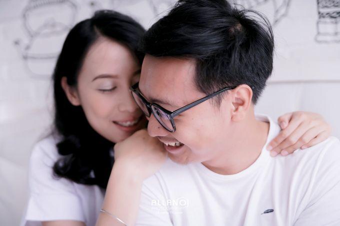 Prewedding Tita & Taufan by ALLANO PHOTOGRAPHY - 005