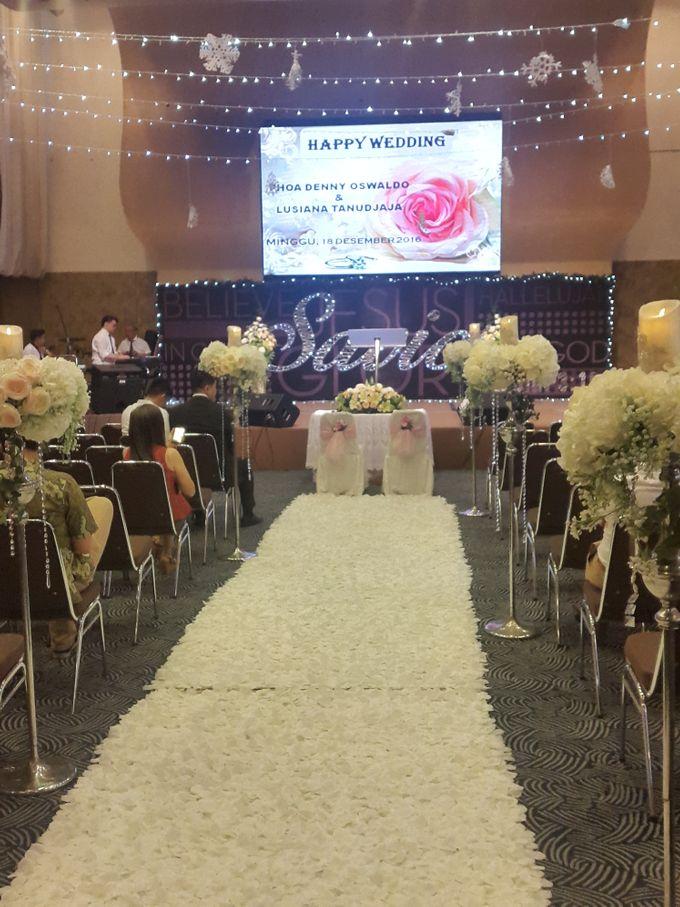 The Wedding Denny Oswaldo & Lusiana Tanudjaja by Red Hat Organizer - 015