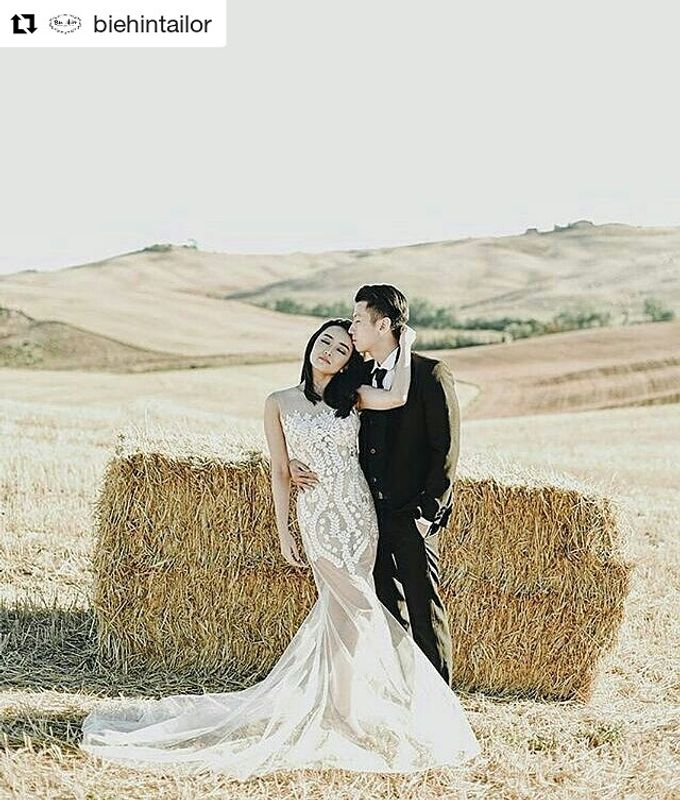 Prewedding Make Up by Julinar Tan Make Up Artist - 027