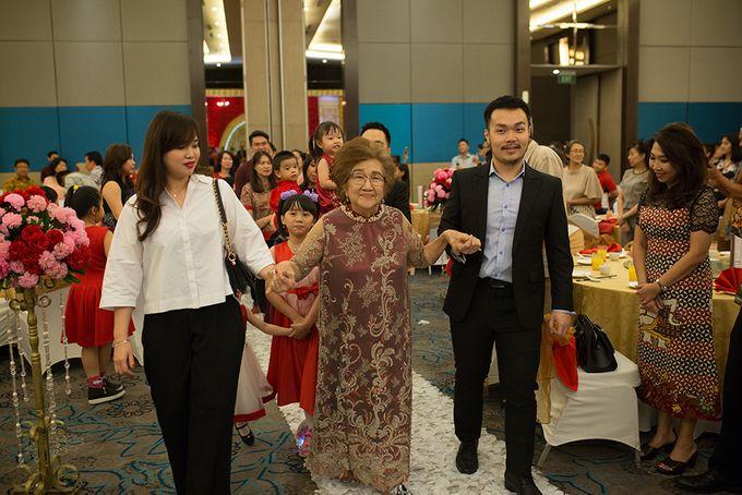 Mandarin Oriental - Birthday Oma Liu Tjhin Fung by Mandarin Oriental, Jakarta - 004