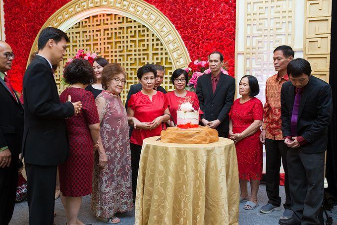 Mandarin Oriental - Birthday Oma Liu Tjhin Fung by Mandarin Oriental, Jakarta - 005